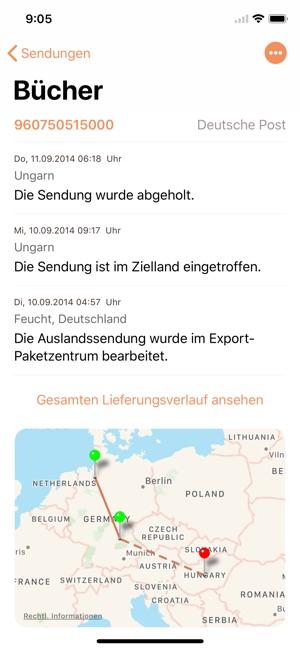 Parcel Im App Store