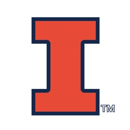 Illinois Fighting Illini Animated+Stickers