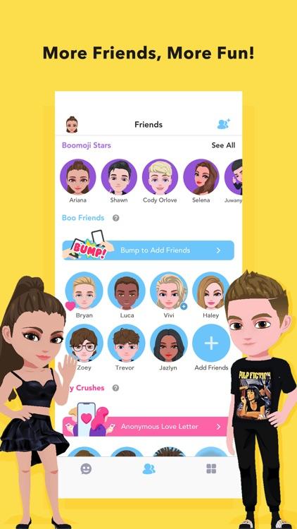 Boomoji - Your 3D Avatar screenshot-0