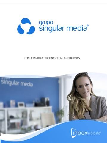 Grupo Singular Media - náhled