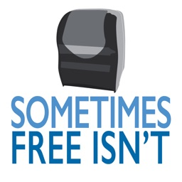 Sometimes Free Isn't by San Jamar