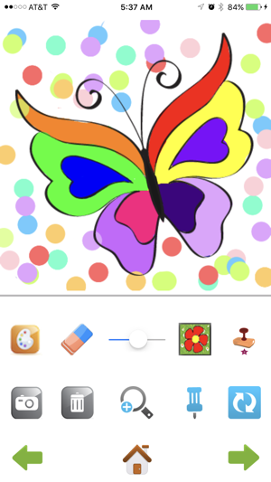 Amys Coloring Book On The App Store
