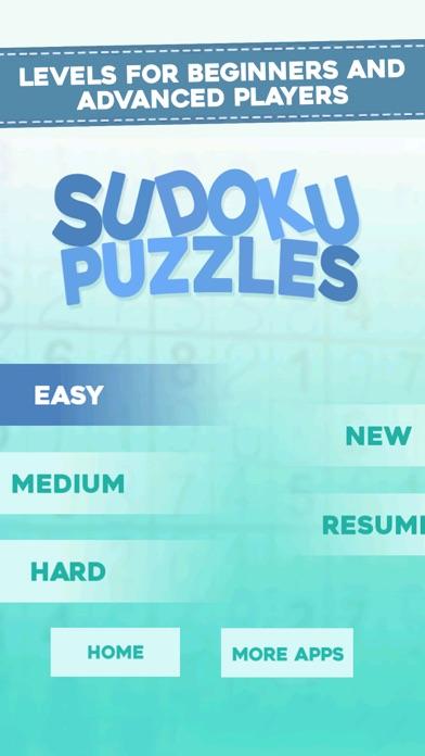 Classic Sudoku Puzzles screenshot four