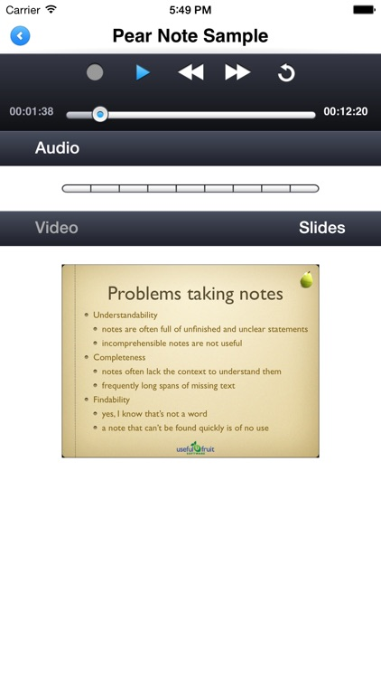 Pear Note screenshot-2