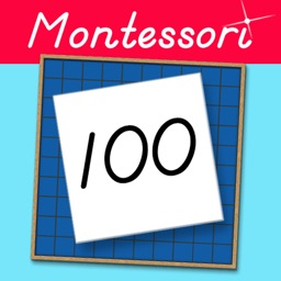 Hundred Board -Montessori Math