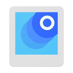 Ícone do app PhotoScan do Google Fotos