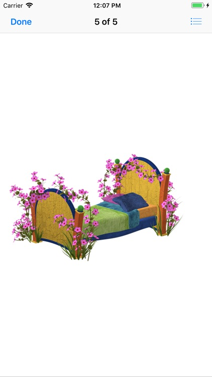 Bed Stickers screenshot-8