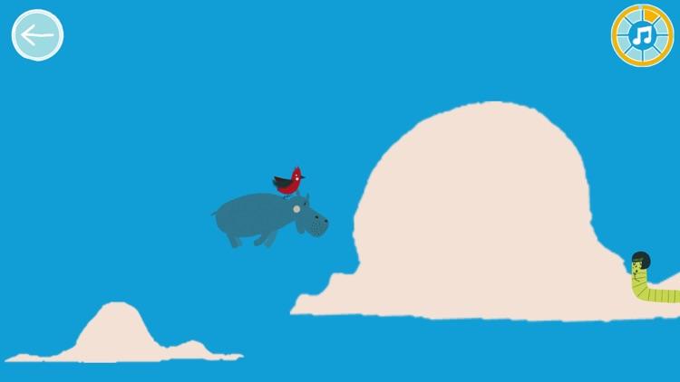 Jazzoo The Party Hippo Game screenshot-0
