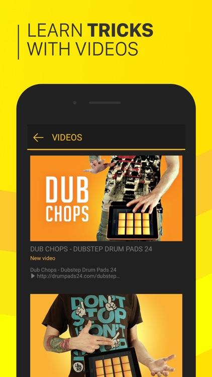 Dubstep Drum Pads 24