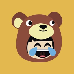 Bear Emoji - Cute Stickers