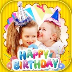 Happy Birthday Photo Editor 4