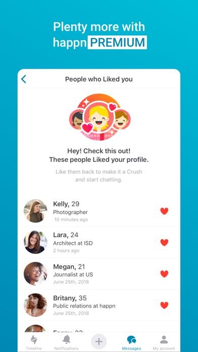 happn — Dating app for Windows