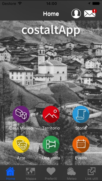 costaltApp - App del Comelico