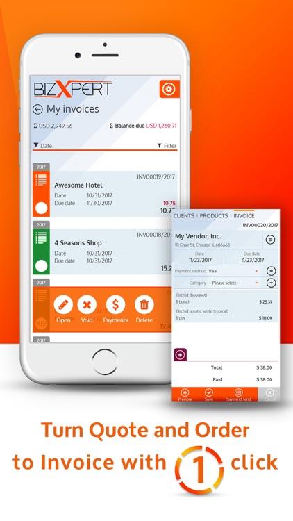 Invoice - BizXpert screenshot-4