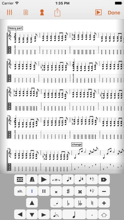 Reflow Score Writer screenshot-3