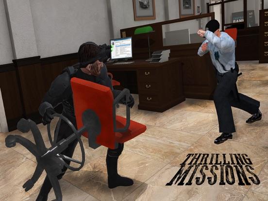 Банка Разбой секрет агент Скриншоты10