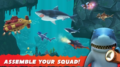 Hungry Shark Evolution screenshot 5