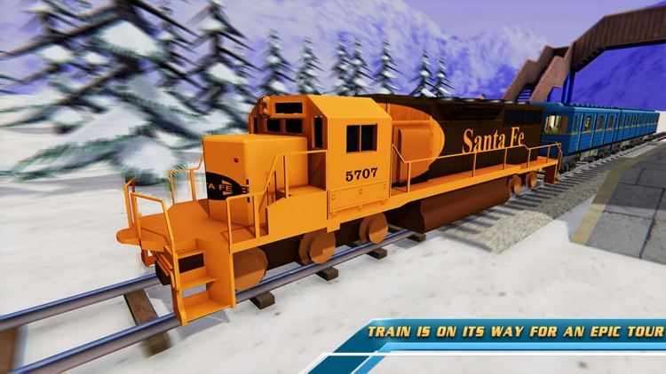 Euro Train Simulator Engine screenshot-4