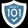 Vault 101 - password protect files and folders - Yuriy Georgiev