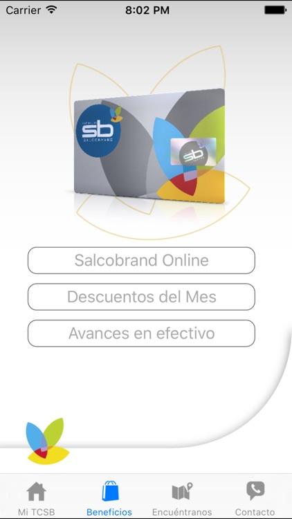 Tarjeta Salcobrand screenshot-3