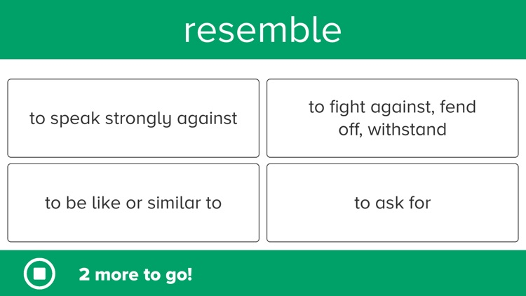 Vocabulary Prep screenshot-7