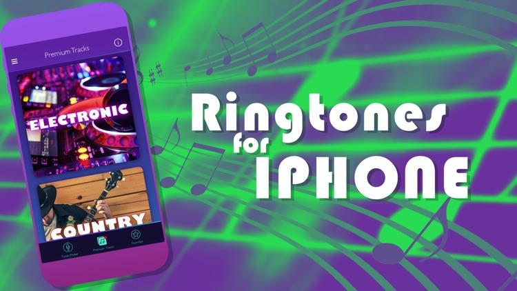 Ringtones for iPhone: Infinity screenshot-8