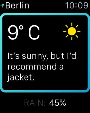 Aerium - Weather Forecasts Screenshot