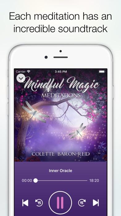 Mindful Magic Meditations screenshot 3