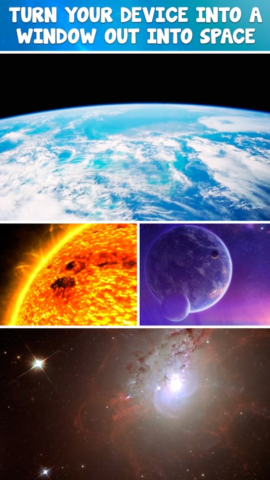 PlanetLapse Space screenshot 1