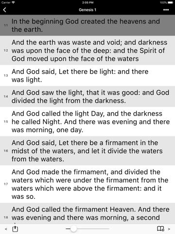 Bible-Simple Bible(ASV) - náhled
