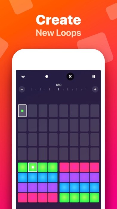 Hip-Hop Beat Maker: Make Beats screenshot 3