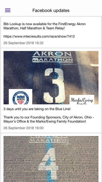 Akron Marathon Race Series screenshot-2