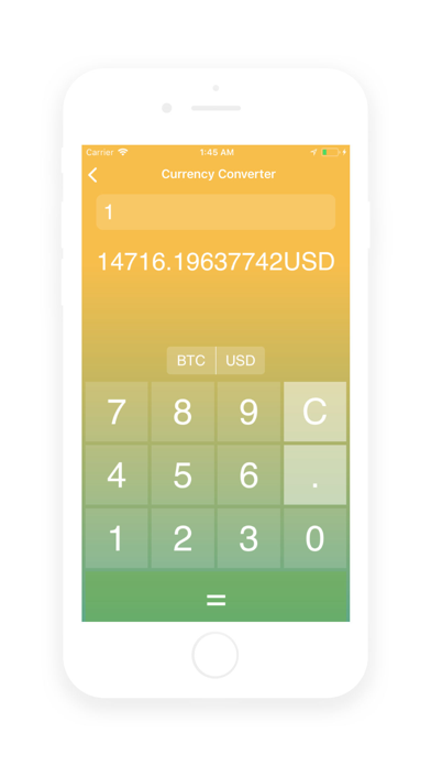 Nano Client screenshot three