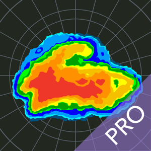 MyRadar NOAA Weather Radar Pro app