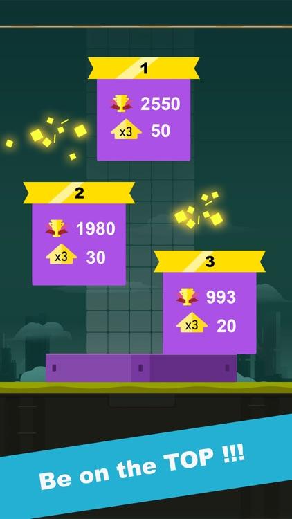 Tower: Stack Color Block screenshot-3