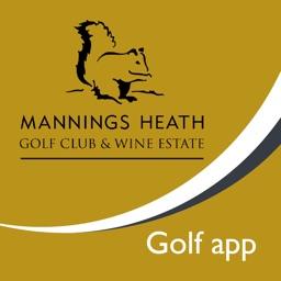 Mannings Heath Golf Club Buggy