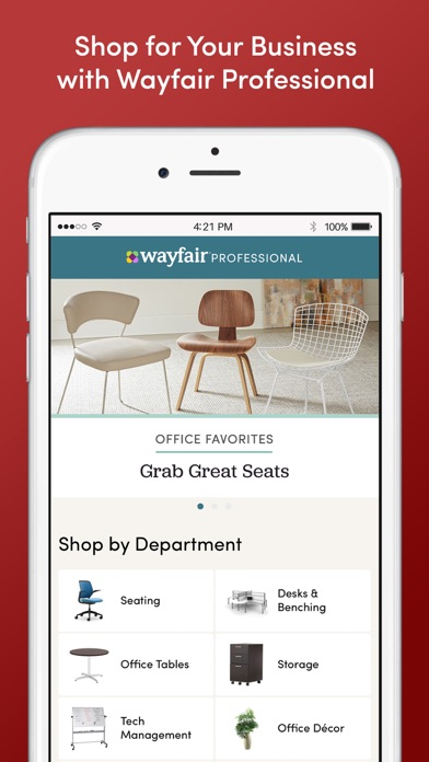 Wayfair – Shop All Things Home for Windows