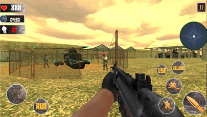 Modern Action US Army Shoot screenshot three
