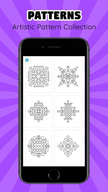 Poly & Pixel Art Games: Creato screenshot-6