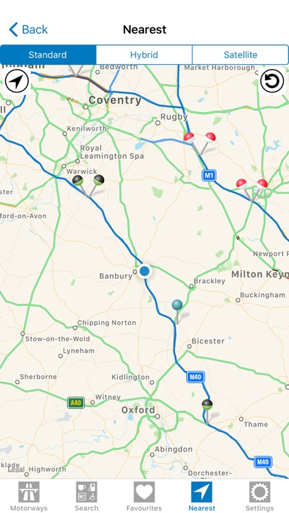 Motorway Services GB screenshot-3