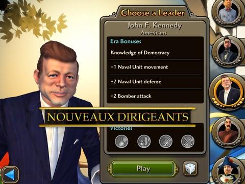 Screenshot #6 pour Civilization Revolution 2