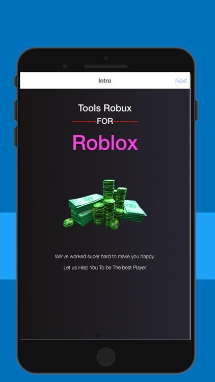 Roblox Tools - Robux Tools