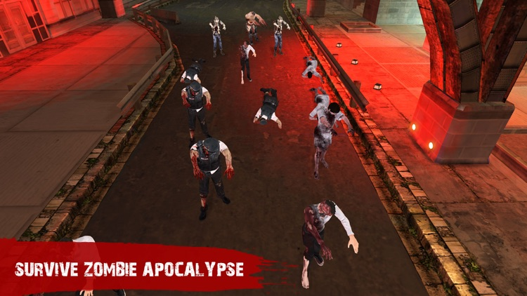 Resident Zombie Shooter screenshot-1
