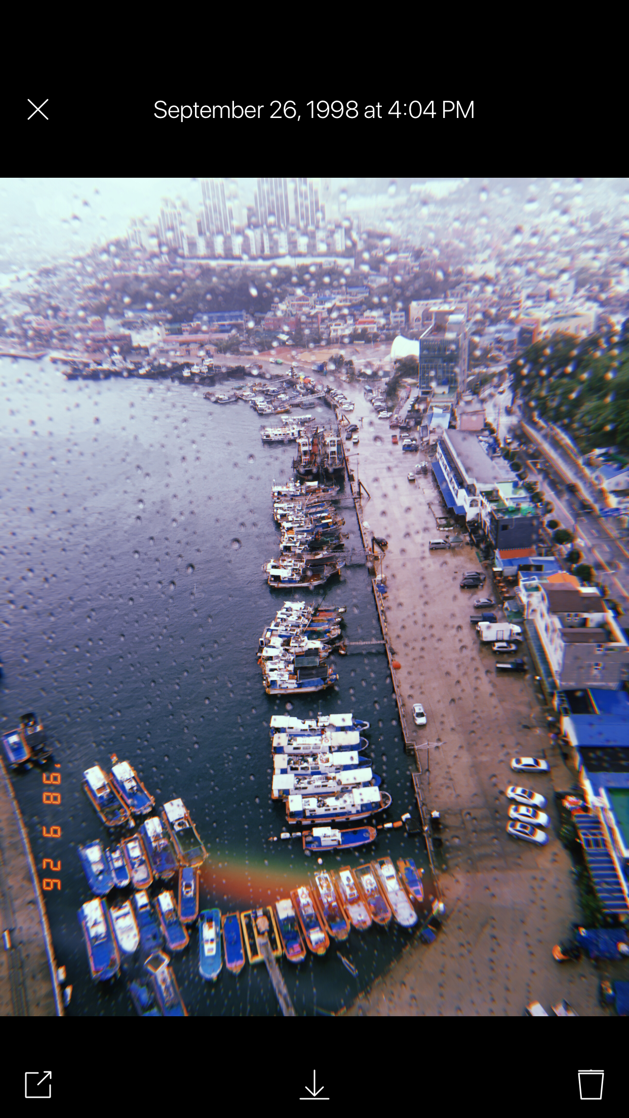 Huji Cam Screenshot