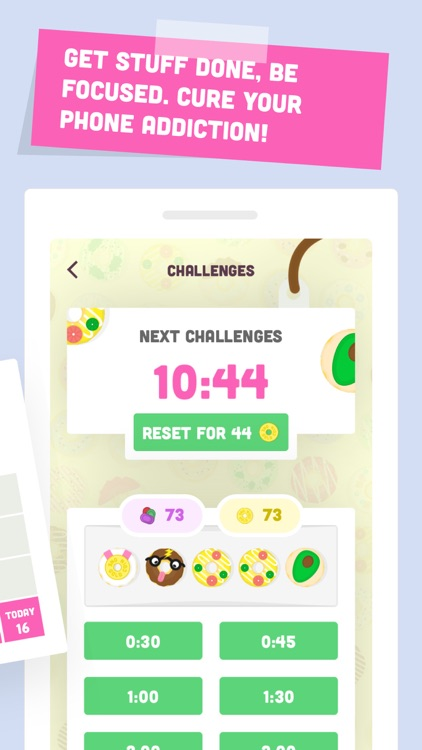 Donut Dog: Feed your focus! screenshot-3