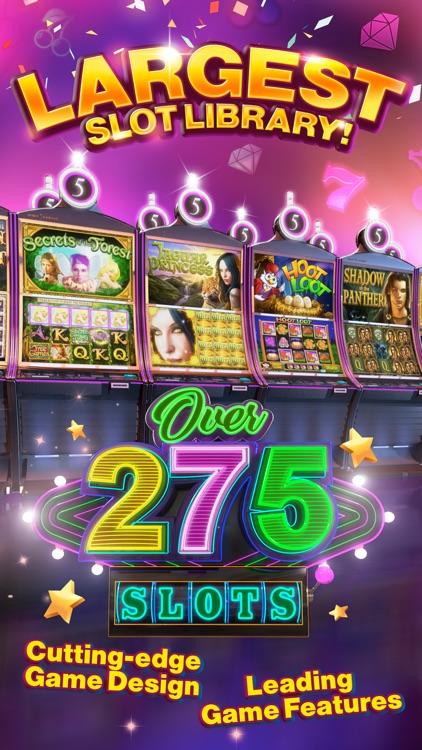 High 5 Casino: Big Vegas Fun! screenshot-0