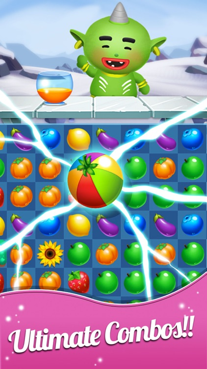 Jungle Fruit Splash screenshot-4