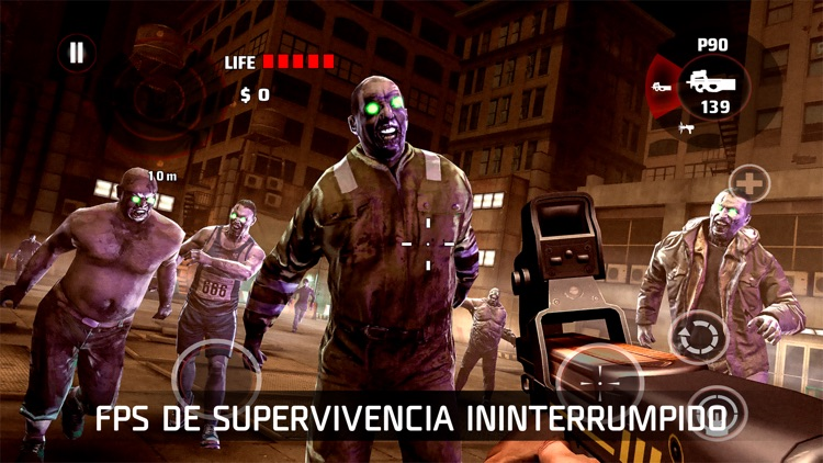 DEAD TRIGGER FPS supervivencia screenshot-3
