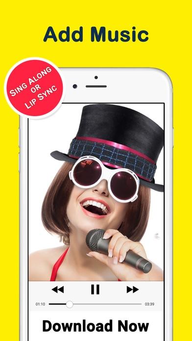 Crazy Helium Funny Face App review screenshots