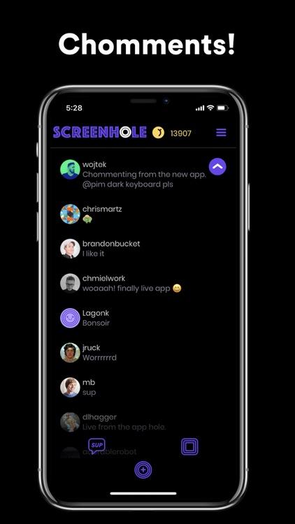Screenhole screenshot-4